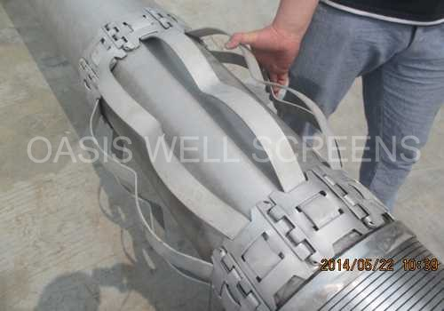stainless steel centralizer